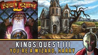 King's Quest III: Yer A Wizard, Harry! Games Gladiator S02 E09