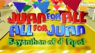 Eat Bulaga October 14 2017: Juan For All All For Juan Sugod Bahay Live