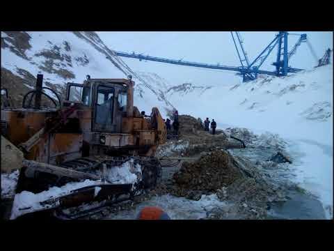 Житель Мордовии утопил 18-тонный трактор!