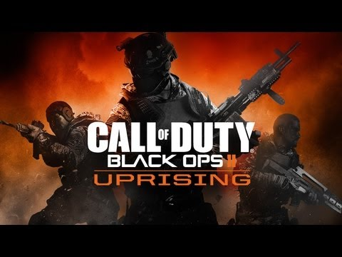 Uprising DLC Map Pack Preview - Official Call of Duty: Black Ops 2 Video