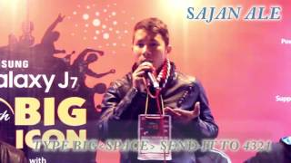Galaiko kothi here tin choti|| Sajan Ale performing at 6th Big Icon|| Official Video