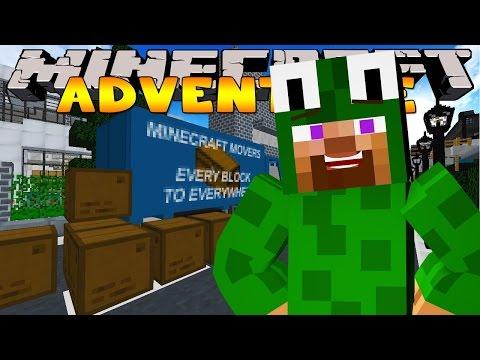 Minecraft Adventure - LITTLE LIZARD HAS A HUGE SURPRISE FOR TINYTURTLE!!