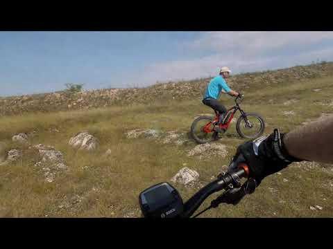 Fat bike ebike