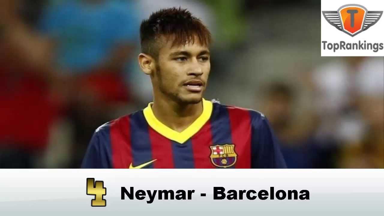lista de los 100 mejores jugadores de futbol: