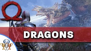 download musica God of War Dragons - Dangerous Skies Trophy - Freeing All 3 Dragons
