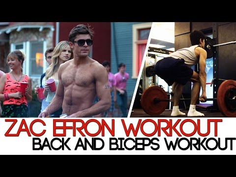 JOHN ABRAHAM BACK and BICEPS WORKOUT | BUILD MUSCLE and GAIN STRENGTH #MBFIT Ep1