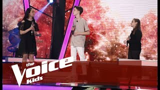 Alesja vs Kejvi vs Kada - Shallow | Betejat | The Voice Kids Albania 2019