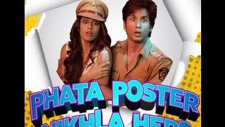 Phata Poster Nikla Hero - Full Movie Phata Poster Nikla Hero -News on rating of Public review after watching the movie