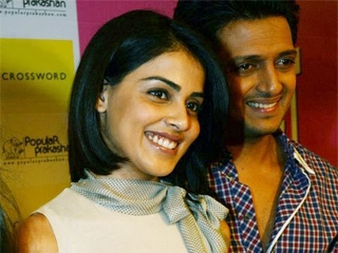 Genelia Dsouza's NEW AVATAR POST MARRIAGE