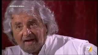 Beppe Grillo L 39 Intervista Integrale Di Enrico Mentana