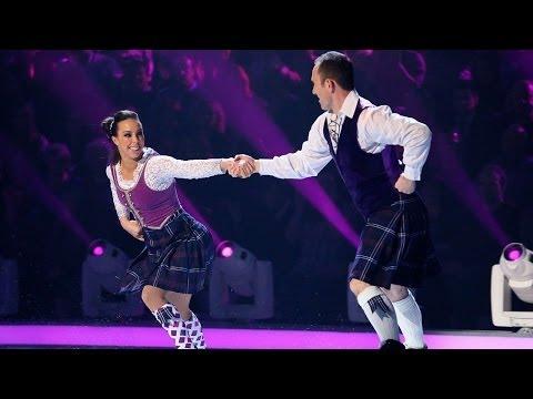 Dancing On Ice 2014: Week 4 - Beth Tweddle