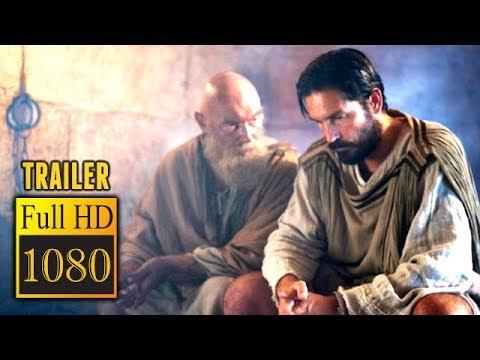 🎥 PAUL, APOSTLE OF CHRIST (2018)   Full Movie Trailer in Full HD   1080p
