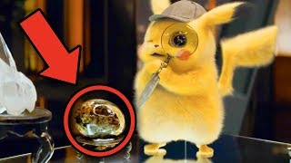 POKEMON DETECTIVE PIKACHU Trailer Breakdown! Mewtwo Theory & All Pokemon Found!