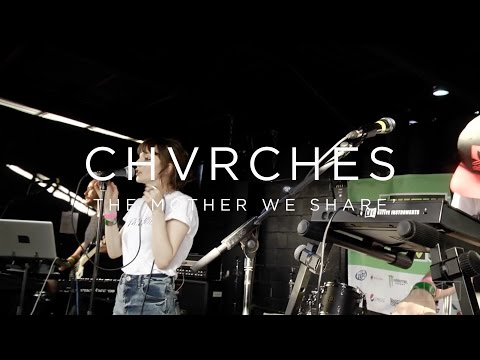 Chvrches, SXSW 2013: NPR Music Front Row