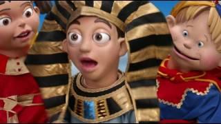 LazyTown S04E13 Le mystère de la pyramide