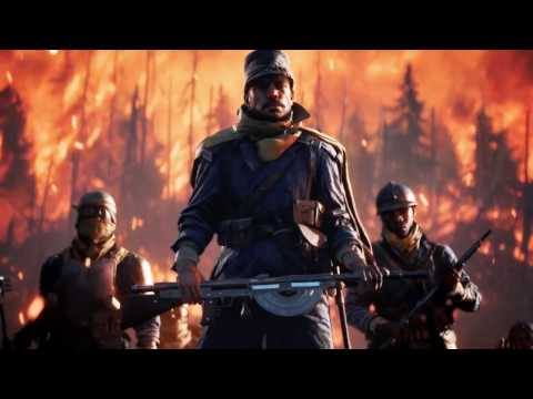 Battlefield 1 - They Shall Not Pass Trailer
