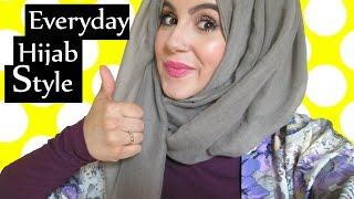 My Everyday Hijab Style! | Aminachebbi