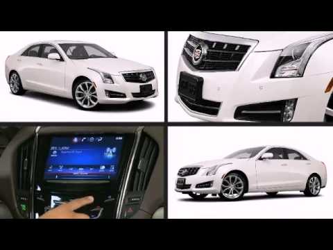 2013 Cadillac ATS Video