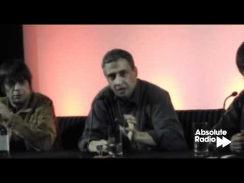 Stone Roses Reunion Press Conference Stone Roses Reunion Press