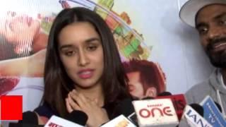 Shraddha and Farhan to sing together   Bollywood Masala   Latest Bollywood News