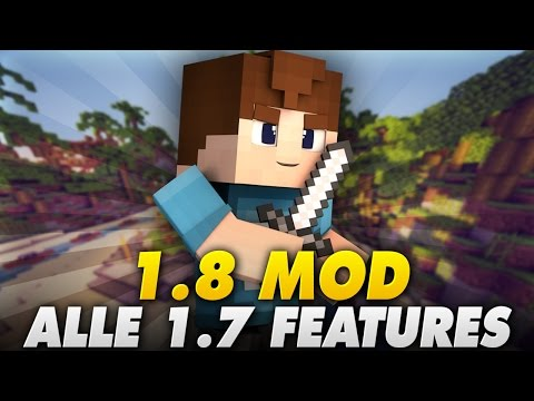 BESTER PVP MOD in 1.8! - ALLE 1.7 FEATURES! - Minecraft   LetsPhil