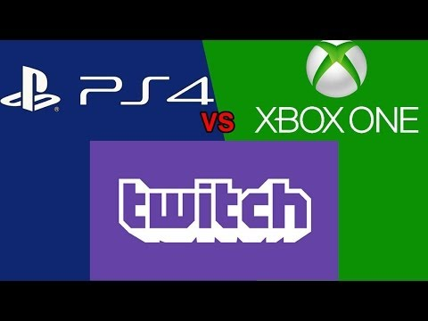 PS4 vs Xbox One - Twitch.tv Streaming (Playstation 4 vs Xbox One Ultimate Breakdown)