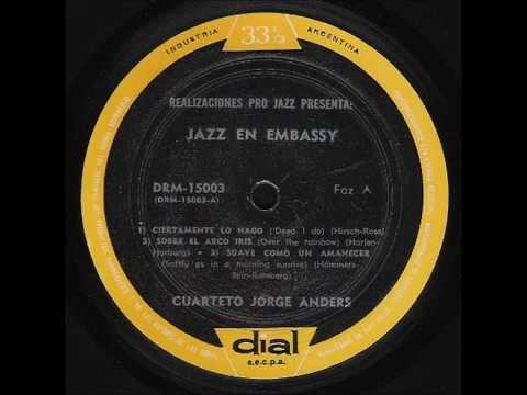 Cuarteto Jorge Anders - Jazz en Embassy