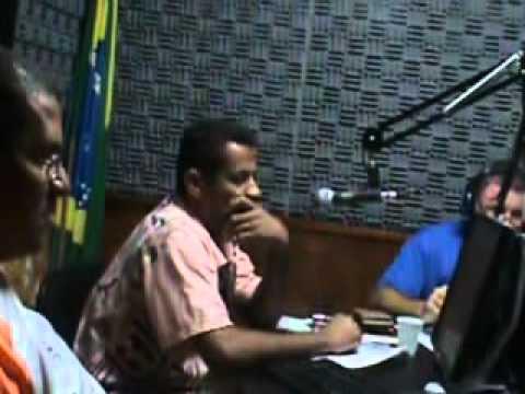 PAGODE DE ABERTURA - TOQUE DE BOLA SETE - rádio sete colinas UBERABA