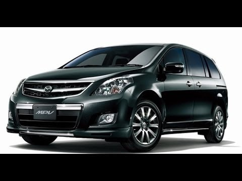New Mazda 8 2013 Review Youtube