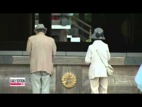 Japanese lawmakers visit Yasukuni war shrine Friday