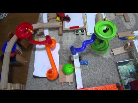 Rube Goldberg Machine : 自由研究アイディア : 自由研究