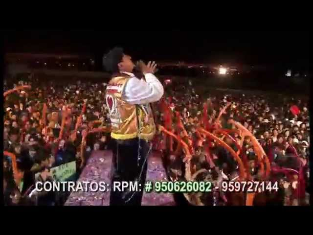ELOY DE LOS ANDES - MEGAMIX 1 EN VIVO - VIDEO OFICIAL