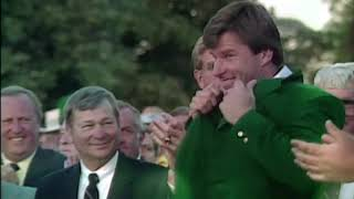 2019 Masters Sunday Intro