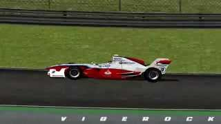 [F1C] Next Racing Team/BMW @ Istanbul Park with Daniel Muniz) [HD]