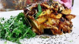 Cooking With Ral - PLANTAIN LASAGNA (PASTELON : Puerto Rican Dish) - #RalCooks