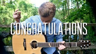download lagu Post Malone - Congratulations - Meets Solo Fingerstyle Guitar gratis