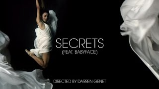 Клип Kat Graham - Secrets ft. Babyface
