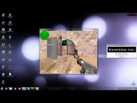 Aimbot Y Wallhack Para Counter Strike 1 6 Free Sxe 15 2 Fix All video