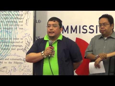 Comelec revokes media accreditation of dzMM