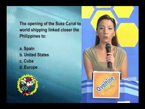 28th National Quiz Bee Part 1 YouTube