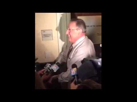 Governor Paul Lepage Press Conference June 17, 2015