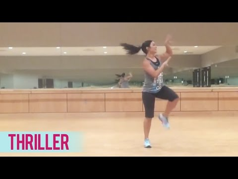 Thriller - Michael Jackson (Dance Fitness with Jessica)