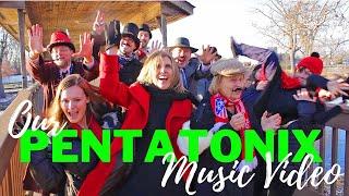 Christmas Video Funny Parody (Merry Gentlemen - Pentatonix)