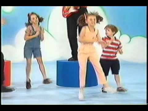 The Wiggles - The Monkey Dance video