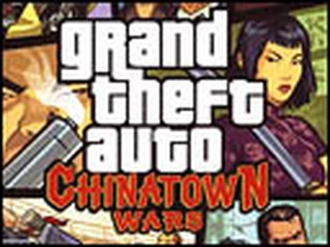 Classic Game Room HD - GRAND THEFT AUTO CHINATOWN WARS pt1