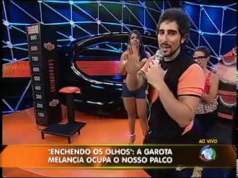 Testando o poder da bunda da Mulher Melancia - LEGENDÁRIOS - 11 12 10