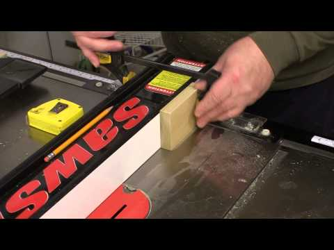 Building Tongue and Groove Doors  - Video Tutor