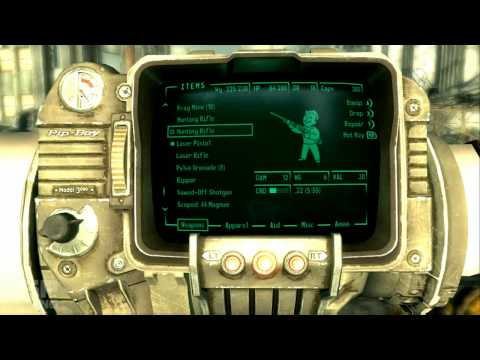 Fallout 3 playthrough pt43