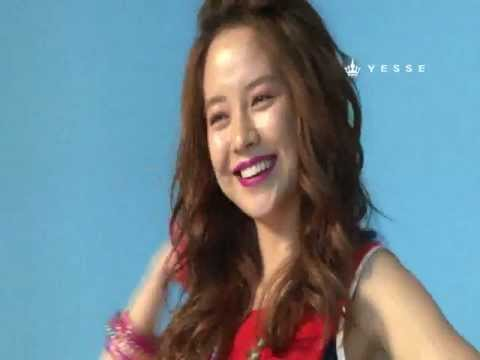 Song Ji hyo Yesse Summer 2012 Cover