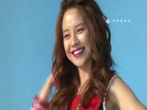 Song Ji hyo Yesse Summer 2012 Cover